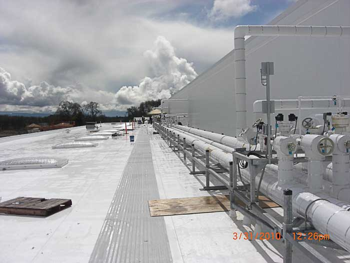 SnoTemp Cold Storage Facility Albany OR & Brawn Contracting - Local 36 Oregon/SW Washington Heat and Frost ...